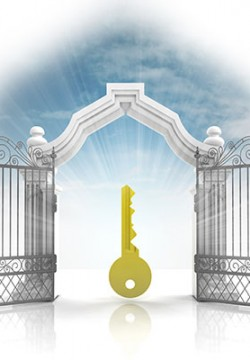 המפתח לשער השמים