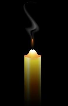 כבו הנרות