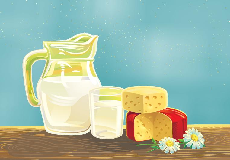חלב, גבינה ומילקי, זה הזמן לאכול!