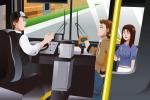 אוטובוס עם נהג גוי בשבת