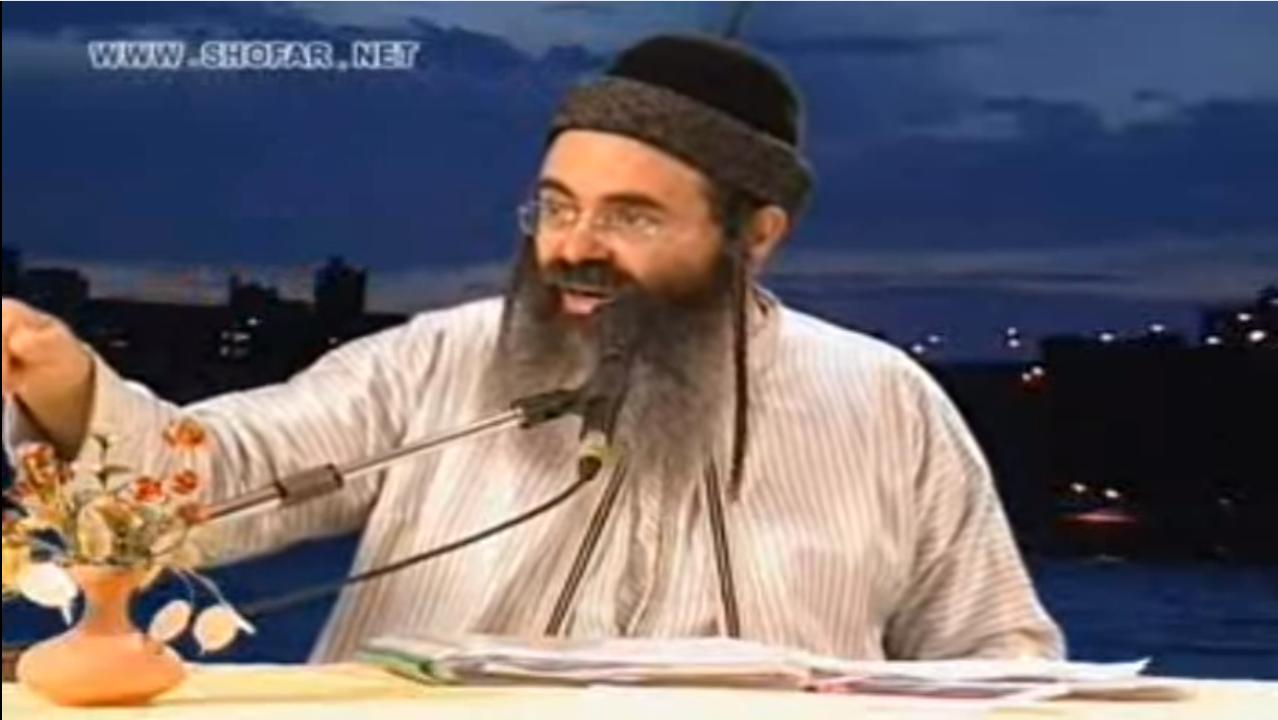הרב אמנון יצחק – מלחמה עם מתי כספי מצחיק