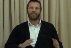 הרב דן טיומקין – התמודדות עם העבר