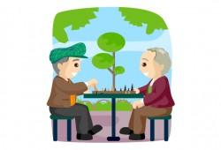 הרב והכושי ששיחקו שחמט