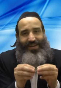 הרב פנגר: איך מתחילים לחזור בתשובה?