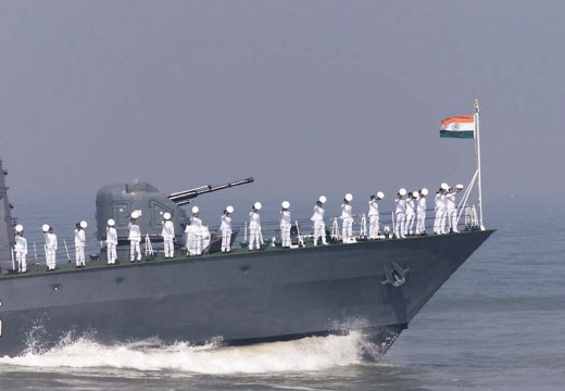חיל הים ההודי