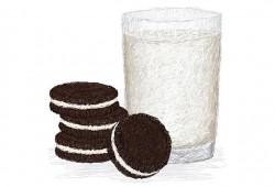 מרגש עד דמעות – כוס חלב ו-4 עוגיות בשווי 50 אלף$