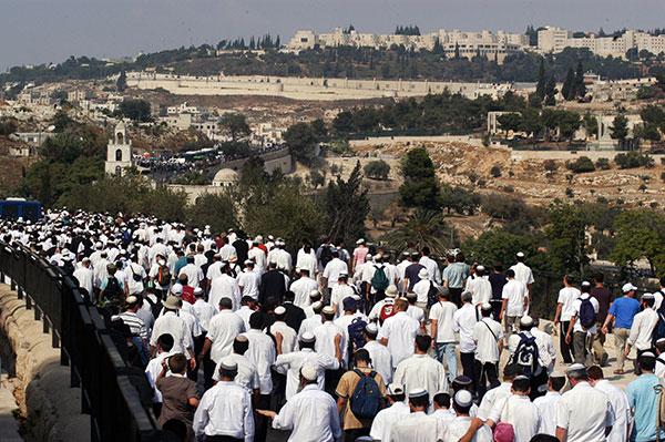 לוויה מנהג ירושלים
