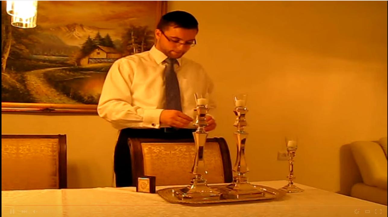 מדריך מעשי קצר להדלקת נרות בערב שבת