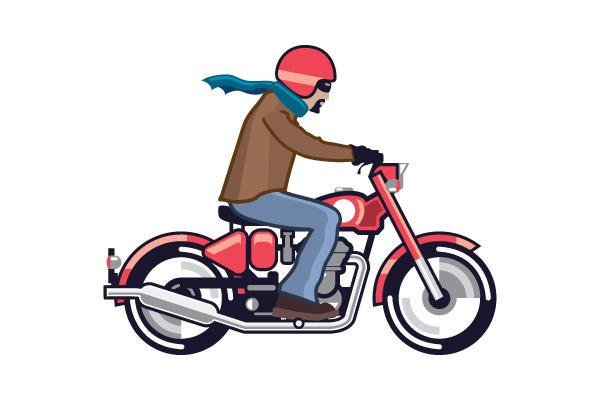 מהאופנוע לבית המדרש