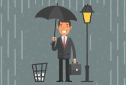 מה מברכים על הגשם?