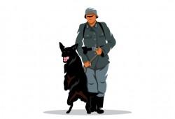 מסר מקצין גרמני