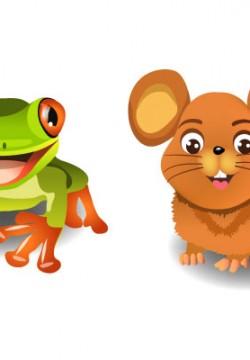 העכבר והצפרדע והאנשים הרעים