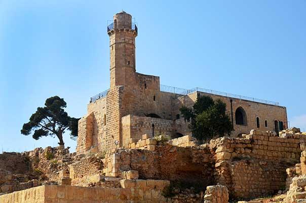 קבר שמואל הנביא: מקום המסוגל לישועות