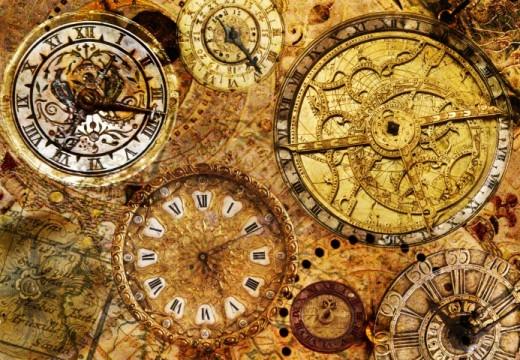 שעון עתיק (Small)