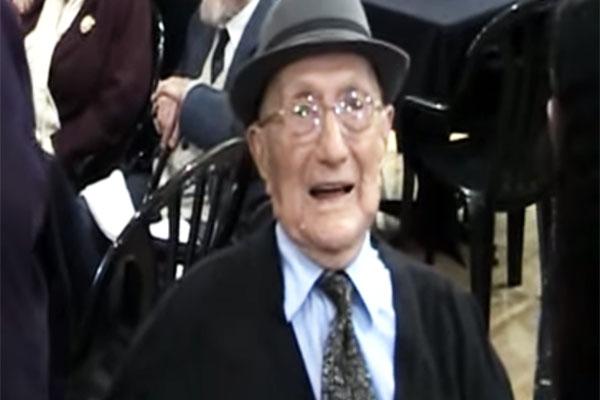 """בן 112: """"אין שום סוד, הקדוש ברוך הוא נותן חיים"""""""