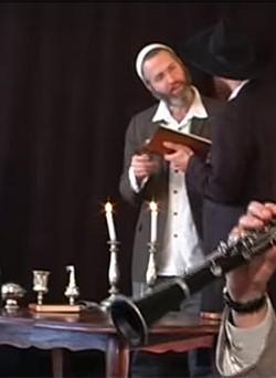 התפילה המרגשת נאור כרמי וחיליק פרנק בתפילת א-ל אדון