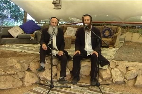 """פרויקט שירי שבת-""""שיר מזמור ליום השבת"""" האחים גת"""