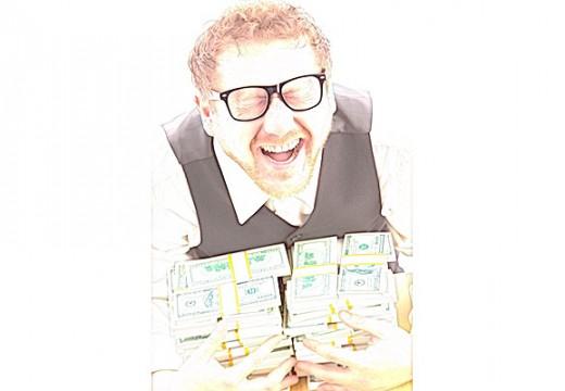 איש-מאושר-כסף