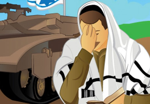 חייל-מתפלל-טנק-251875372