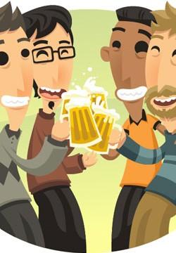 מסיבת אלכוהול יהודית למהדרין