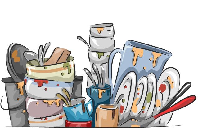 מה עושים אם הכנסתי כלים חלביים וכלים בשריים יחד לתוך המדיח?