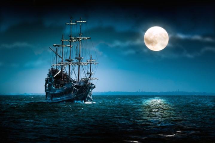 הספינה החלה לשקוע, והנוסעים התחננו שירשו להם לעבור לספינה השניה