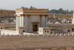 דרוש מאה מיליארד דולר לבניית בית המקדש
