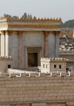 מאה מיליארד דולר לבניית בית המקדש