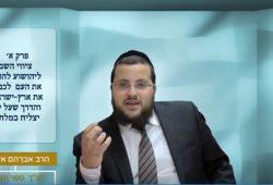 ציווי ה' ליהושע להוביל את העם לכבוש את ארץ ישראל והדרך שעל ידה יצליח במלחמה