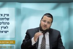 שליחות מרגלים לארץ ישראל