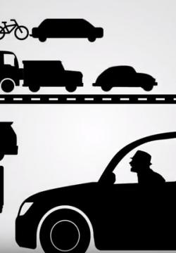למה הנהג עצבני ולמה התינוק צורח