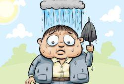 גם לגשמים יש מקום של כבוד בתוך התפילה