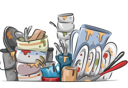 האם יש צורך לזרוק כלים שמשתמשים בהם אך לא הוטבלו?