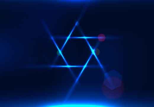 פירוש הסידור | משמעות מגן דוד כסמל החיבור