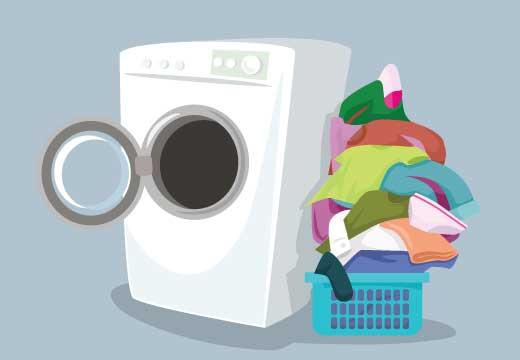 מותר להפעיל מכונת כביסה בערב שבת?
