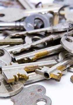 ממה פעם היו עושים מפתחות?