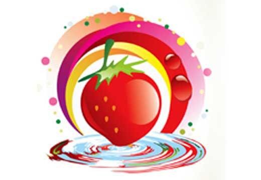 אוכל פרי רטוב? טול ידים!