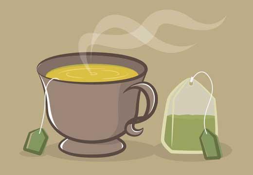האם תה עלים שמגיע בשקית סגורה צריך כשרות לפסח?