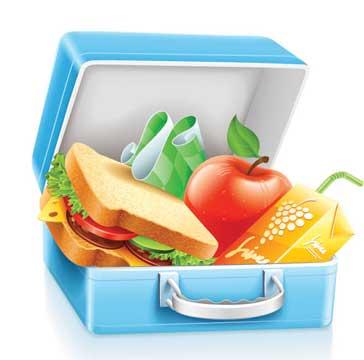ההבדל אם צידנית האוכל מתחת המיטה בבית, בשטח, או במכונית