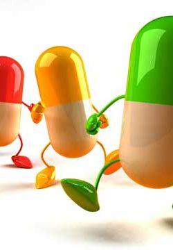 האם מותר לקחת מולטי ויטמין מצדפות