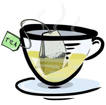 מה מברכים על לחם האפוי מבצק עם תה במקום מים?
