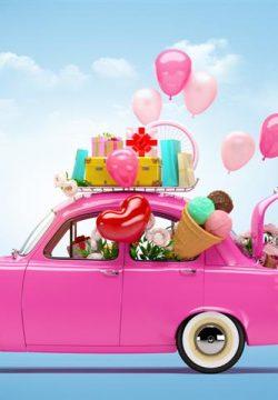 'שבת ליידי' מביאה מלא מתנות למי שמארח אותה יפה