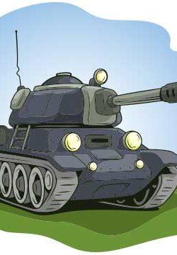 """לפתע קרה נס! """"באורח פלא נחלצתי ברגע האחרון מהטנק הבוער"""""""