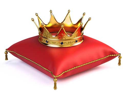 השר צרח וצווח: ''לא הבנת את כוונת המלך: כוונתו היתה לשר האוצר לא אלי!!''
