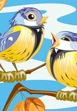 """תרחיש מוזר: """"כל ערב מגיעה הציפור לחלון שלי ונוקשת ממושכות"""""""