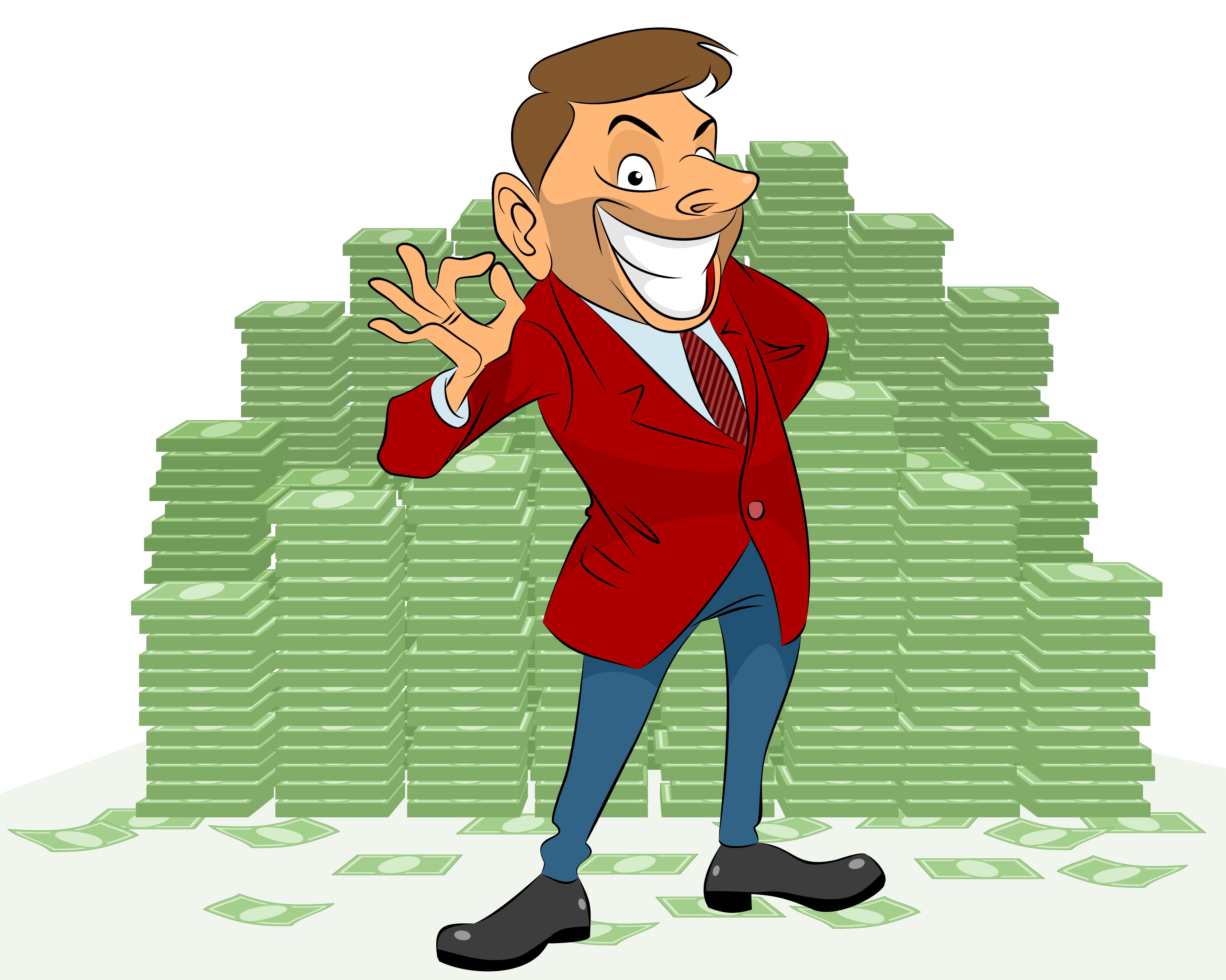 הכרתי אדם עשיר שהיה קמצן גדול, הצעתו גרמה לי התלהבות גדולה