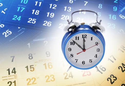 לוח זמנים לחג הפסח