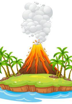 מה למדתי מהר הגעש שהתפרץ באיסלנד